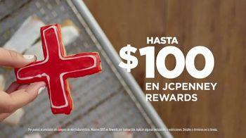 JCPenney Venta de Electrodomésticos Presidents Day TV Spot, 'Hot Deals' [Spanish] - Thumbnail 8