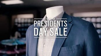Men's Wearhouse Presidents Day Sale TV Spot, 'Suits and Shirts' - Thumbnail 4