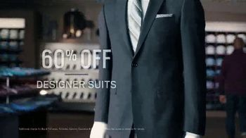 Men's Wearhouse Presidents Day Sale TV Spot, 'Suits and Shirts' - Thumbnail 5