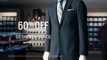Men's Wearhouse Presidents Day Sale TV Spot, 'Suits and Shirts' - Thumbnail 6