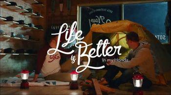 Honda TV Spot, 'Life is Better: Sota Clothing' [T2]