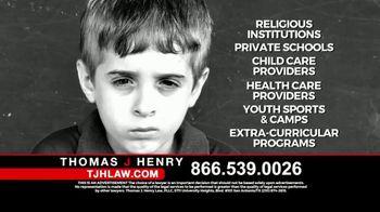 Thomas J. Henry Injury Attorneys TV Spot, 'Sexual Abuse' - Thumbnail 2