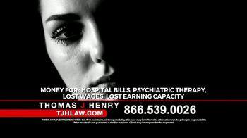 Thomas J. Henry Injury Attorneys TV Spot, 'Sexual Abuse' - Thumbnail 4