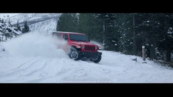 Jeep TV Spot, 'X Games: Nice Winter Day' Song by Carrollton [T1]