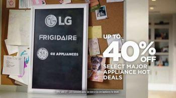 JCPenney Presidents Day Appliance Sale TV Spot, 'Favorite Brands' - Thumbnail 3