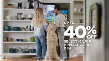 JCPenney Presidents Day Appliance Sale TV Spot, 'Favorite Brands'