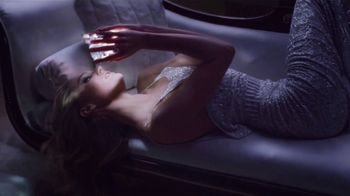 Versace Fragrances TV Spot, 'Less Conversation' Featuring Candice Swanepoel, Song by Waldeck - Thumbnail 3