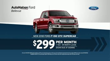 AutoNation TV Spot, '12 Million Vehicles: 2018 Ford F-150 STX Supercab' - Thumbnail 3