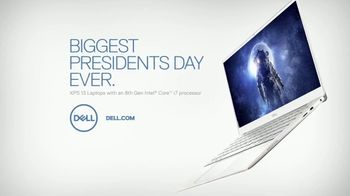 Dell XPS 13 TV Spot, ' Presidents Day: Cinema Technology' - Thumbnail 7