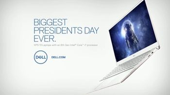 Dell Biggest Presidents Day Ever TV Spot, 'XPS 13 Cinema Technology' - Thumbnail 6