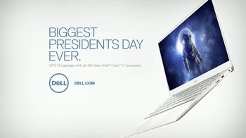 Dell XPS 13 TV Spot, ' Presidents Day: Cinema Technology' - Thumbnail 9
