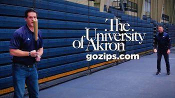 The University of Akron TV Spot, 'Spotlight on Success: Akron Baseball' Featuring Matt Kaulig - Thumbnail 10