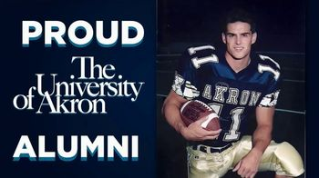 The University of Akron TV Spot, 'Spotlight on Success: Akron Baseball' Featuring Matt Kaulig