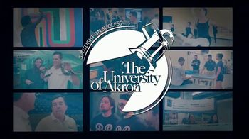The University of Akron TV Spot, 'Spotlight on Success: Akron Baseball' Featuring Matt Kaulig - Thumbnail 3