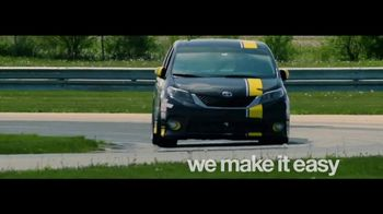 Toyota Toyotally Sales Event TV Spot, 'Racing' [T2] - Thumbnail 8