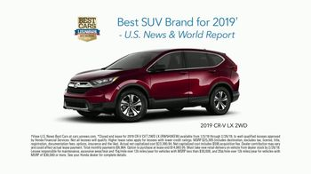 2019 Honda CR-V TV Spot, 'Random Acts of Helpfulness: Food Bank' [T2] - Thumbnail 9