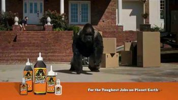 Gorilla Glue TV Spot, 'Movers'