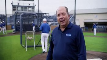 Blue-Emu Continuous Pain Relief Spray TV Spot, 'Fastball' Featuring Johnny Bench - Thumbnail 1
