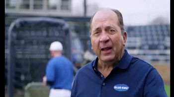 Blue-Emu Continuous Pain Relief Spray TV Spot, 'Fastball' Featuring Johnny Bench - Thumbnail 2
