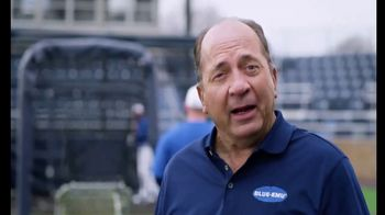 Blue-Emu Continuous Pain Relief Spray TV Spot, 'Fastball' Featuring Johnny Bench - Thumbnail 3