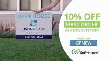 GotPrint.com TV Spot, '10 Percent Off First Order' - Thumbnail 10