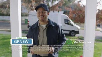 GotPrint.com TV Spot, '10 Percent Off First Order' - Thumbnail 2
