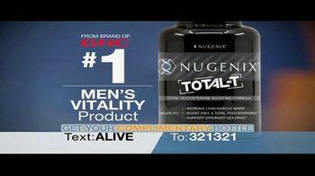 Nugenix Total-T TV Spot, 'Don't Slow Down' Featuring Frank Thomas - Thumbnail 6