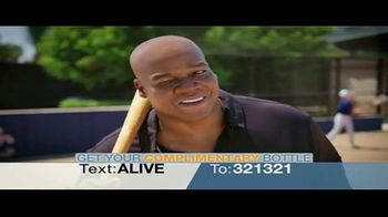 Nugenix Total-T TV Spot, 'Don't Slow Down' Featuring Frank Thomas - Thumbnail 9