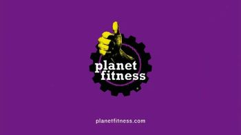 Planet Fitness 25 Cent Down Black Card Sale TV Spot, 'All the Perks' - Thumbnail 1