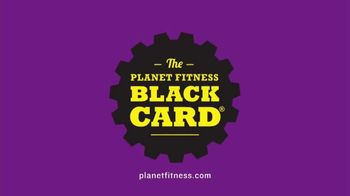 Planet Fitness 25 Cent Down Black Card Sale TV Spot, 'All the Perks' - Thumbnail 2
