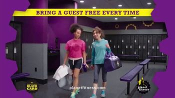 Planet Fitness 25 Cent Down Black Card Sale TV Spot, 'All the Perks' - Thumbnail 5