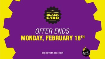 Planet Fitness 25 Cent Down Black Card Sale TV Spot, 'All the Perks' - Thumbnail 8