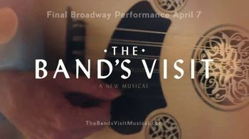 The Band's Visit TV Spot, 'My Favorite Musical' - Thumbnail 8