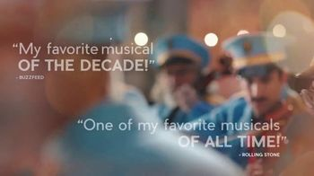 The Band's Visit TV Spot, 'My Favorite Musical' - Thumbnail 7