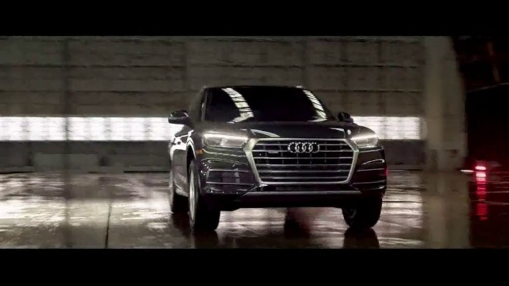 2019 Audi Q5 Tv Commercial Pioneering Performance T2 Ispottv