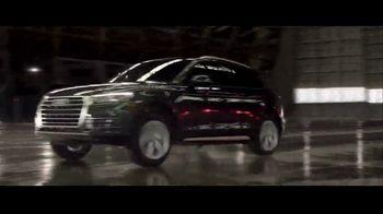 2019 Audi Q5 TV Spot, 'Pioneering Performance' [T2] - Thumbnail 4