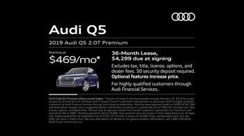 2019 Audi Q5 TV Spot, 'Pioneering Performance' [T2] - Thumbnail 6