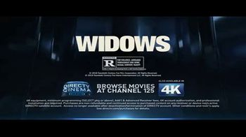DIRECTV Cinema TV Spot, 'Widows' - Thumbnail 8