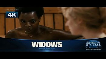 DIRECTV Cinema TV Spot, 'Widows' - Thumbnail 2