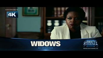 DIRECTV Cinema TV Spot, 'Widows' - Thumbnail 3