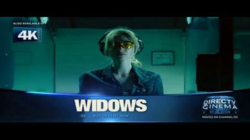 DIRECTV Cinema TV Spot, 'Widows' - Thumbnail 4