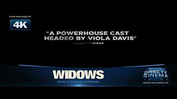 DIRECTV Cinema TV Spot, 'Widows' - Thumbnail 5