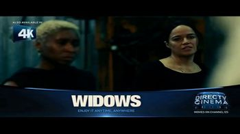 DIRECTV Cinema TV Spot, 'Widows' - Thumbnail 6