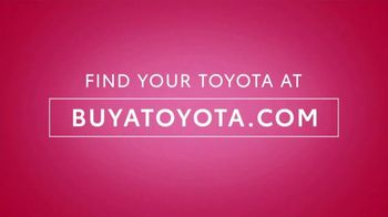 Toyota Tango Time Sales Event TV Spot, 'Swing In: Camry and Highlander' [T2] - Thumbnail 6