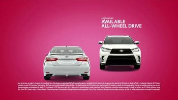 Toyota Tango Time Sales Event TV Spot, 'Swing In: Camry and Highlander' [T2] - Thumbnail 2