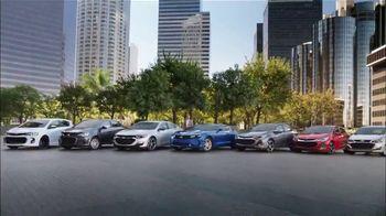 Chevrolet TV Spot, 'Seven Great Cars: 2018 Cruze and Malibu' [T2] - Thumbnail 5