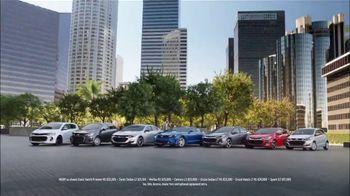 Chevrolet TV Spot, 'Seven Great Cars: 2018 Cruze and Malibu' [T2] - Thumbnail 6