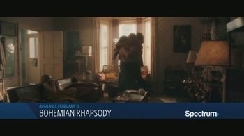 Spectrum On Demand TV Spot, 'Bohemian Rhapsody and A Star Is Born' - Thumbnail 2