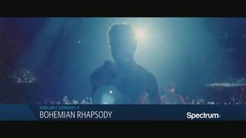 Spectrum On Demand TV Spot, 'Bohemian Rhapsody and A Star Is Born' - Thumbnail 3