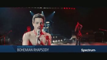 Spectrum On Demand TV Spot, 'Bohemian Rhapsody and A Star Is Born' - Thumbnail 4
